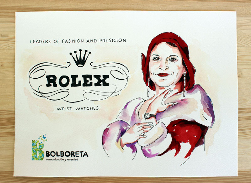 illustration-portrait-rolex-watches